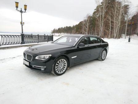 BMW 7-Series 2014 - отзыв владельца