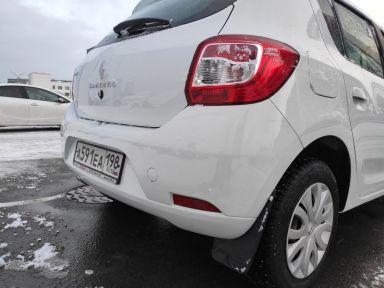 Renault Sandero 2018 отзыв автора | Дата публикации 15.12.2020.