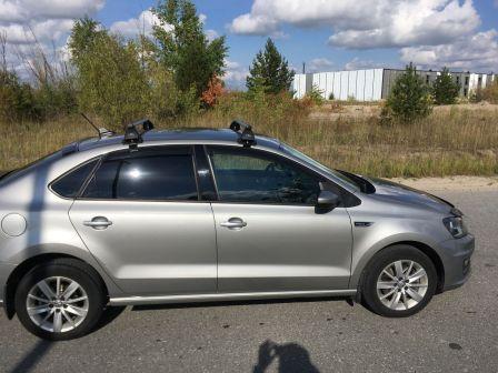 Volkswagen Polo 2018 - отзыв владельца