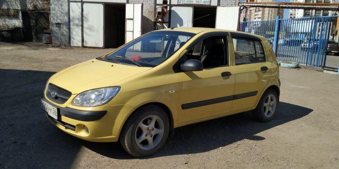 Hyundai Getz 2011 - отзыв владельца