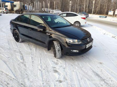 Volkswagen Polo 2019 - отзыв владельца