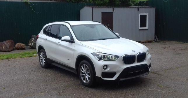 BMW X1 2017 - отзыв владельца