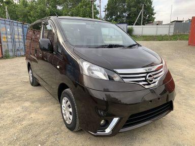 Nissan NV200, 2015