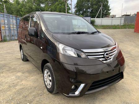 Nissan NV200 2015 - отзыв владельца