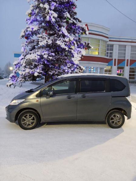 Honda Freed 2013 - отзыв владельца