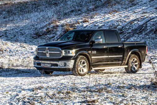 Dodge Ram 2013 - отзыв владельца