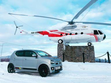 Suzuki Alto 2016 отзыв автора | Дата публикации 29.12.2020.