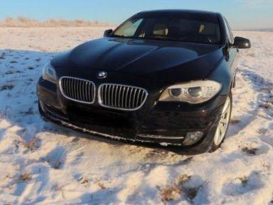 BMW 5-Series 2012 отзыв автора | Дата публикации 26.12.2020.