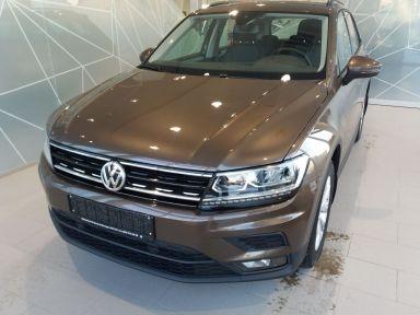 Volkswagen Tiguan 2020 отзыв автора | Дата публикации 28.12.2020.