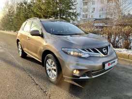 Москва Nissan Murano 2015