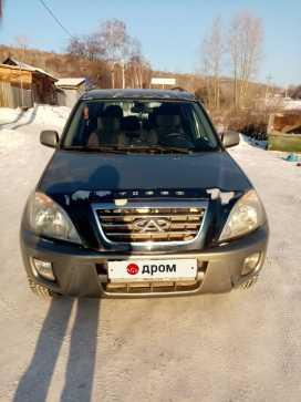 Новокузнецк Tiggo T11 2011
