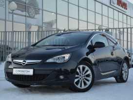 Новый Уренгой Astra GTC 2013