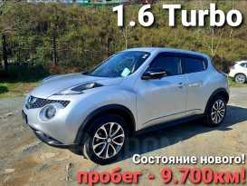 Владивосток Nissan Juke 2016