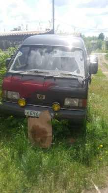Минусинск Bongo 1990
