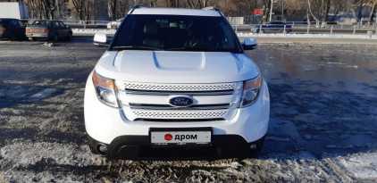 Самара Ford Explorer 2015