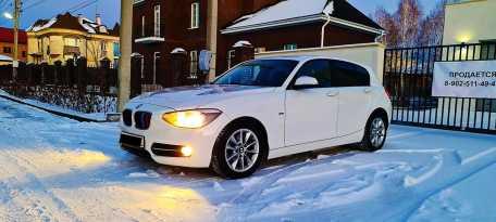 Иркутск BMW 1-Series 2012