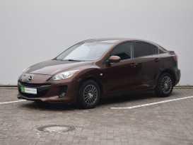 Ростов-на-Дону Mazda3 2012