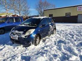 Петропавловск-Камчатский Toyota Vitz 2005