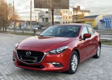 Ростов-на-Дону Mazda3 2017
