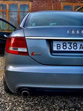 Урус-Мартан Audi A6 2007