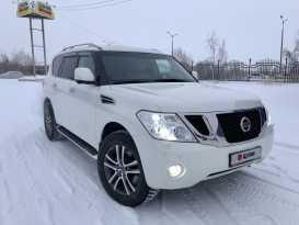 Якутск Nissan Patrol 2012