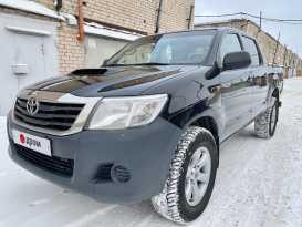 Набережные Челны Hilux Pick Up 2014