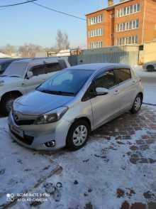 Омск Vitz 2011