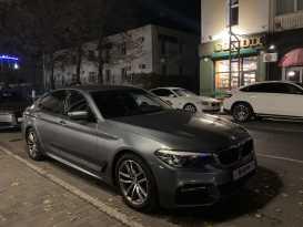 Анапа BMW 5-Series 2017