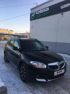 Новосибирск Brilliance V5 2017