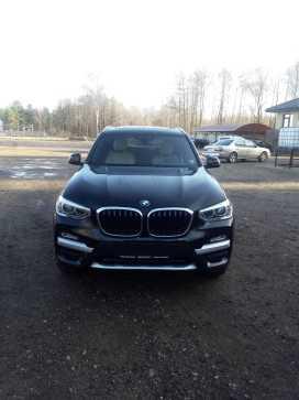 Смоленск BMW X3 2020