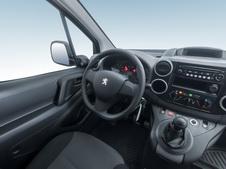 Peugeot Partner 2015, 2 поколение, 2-й рестайлинг