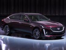 Cadillac CT5 2019, седан, 1 поколение