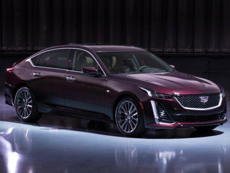 Cadillac CT5  04.2019 -  н.в.