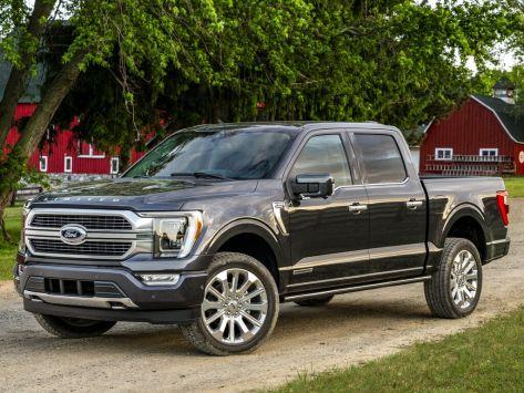 Ford F150  10.2020 -  н.в.