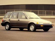 Honda Civic Shuttle 1987, универсал, 2 поколение