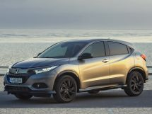 Honda HR-V рестайлинг 2018, джип/suv 5 дв., 2 поколение, RU