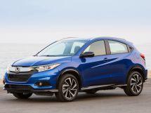 Honda HR-V рестайлинг, 2 поколение, 09.2018 - н.в., Джип/SUV 5 дв.