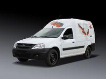 Лада Ларгус 2017, цельнометаллический фургон, 1 поколение