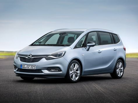 Opel Zafira  06.2016 - 06.2019