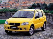 Suzuki Ignis 2000, хэтчбек 5 дв., 1 поколение