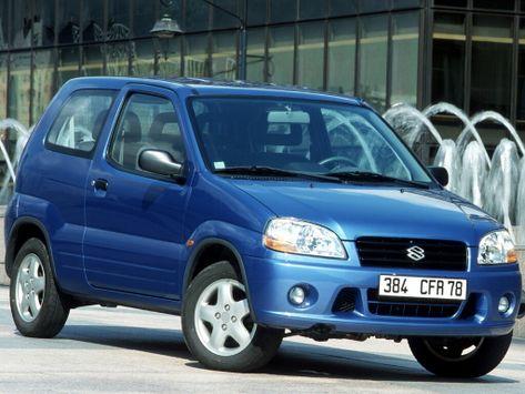 Suzuki Ignis  08.2000 - 08.2003