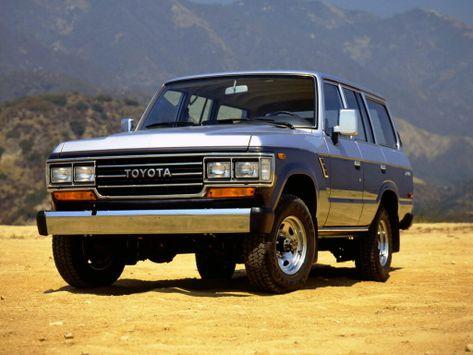 Toyota Land Cruiser J60