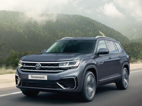 Volkswagen Teramont  02.2020 -  н.в.