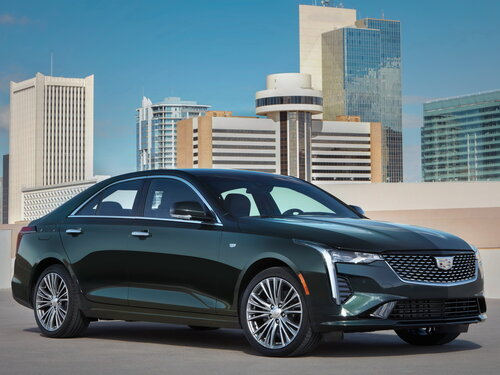 Cadillac CT4 2019