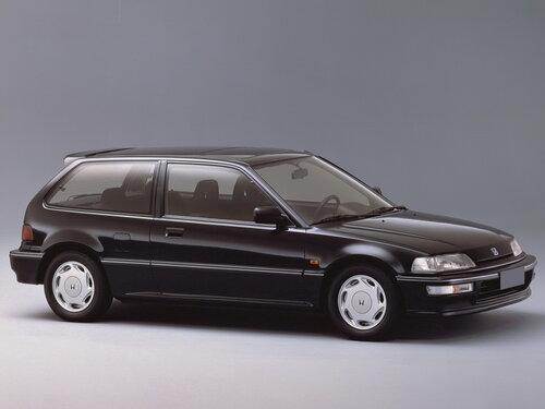 Honda Civic 1989 - 1991