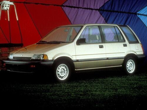 Honda Civic Shuttle 1983 - 1987