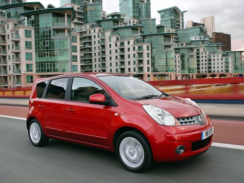 Nissan Note 2005 - 2008