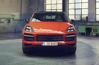 Роскошь. Спорт. Внедорожник. Купе. Это возможно! Porsche Cayenne Coupe
