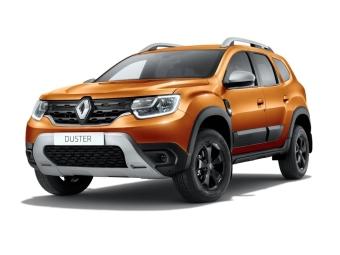 Новый Renault DUSTER скоро в России