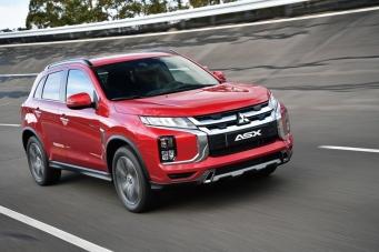 Выгодная покупка Mitsubishi ASX в январе в Рольф!